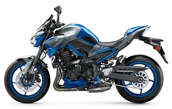 Z900 SE 2020 สีน้ำเงิน