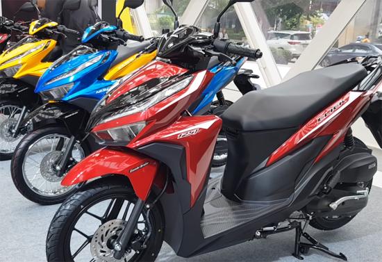 Honda Click 125i 2019-2020