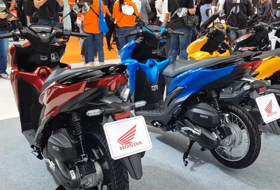Honda Click 125i 2019-2020width=