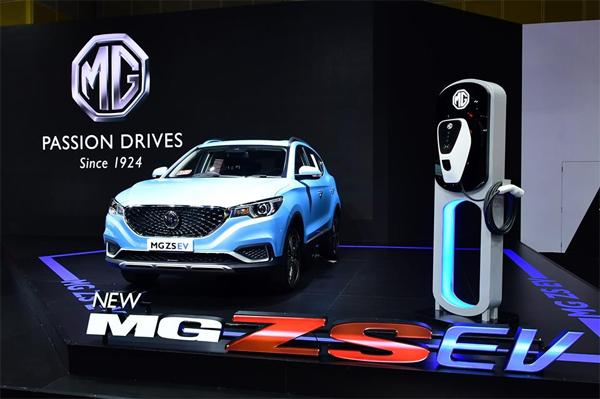 New MG ZS EV 2020-2021