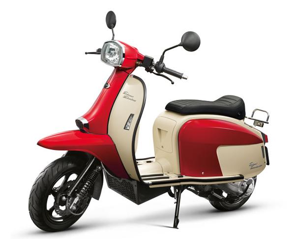 Scomadi TT200i 2019-2020