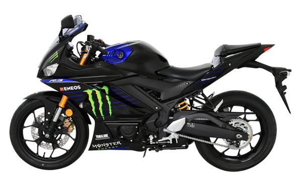 Yamaha R3 2019 สเปค