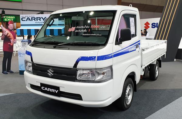 Suzuki Carry, 2021, ตารางผ่อน, ราคา, โปรโมชั่น, Carry โฉมใหม่