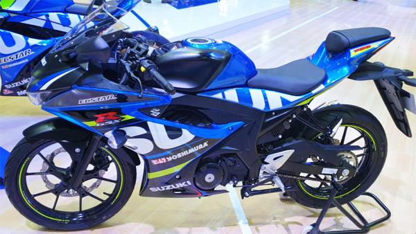 2020 Suzuki GSX-R150