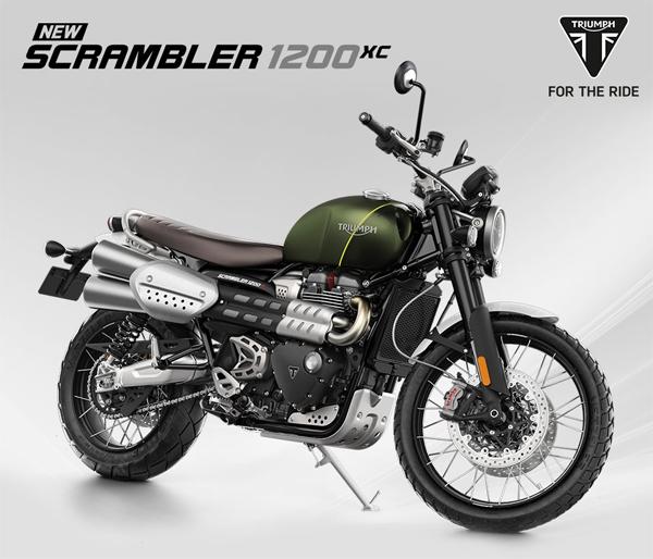 Scrambler 1200 XC, 2019, ตารางผ่อน, ราคาผ่อน, ราคา