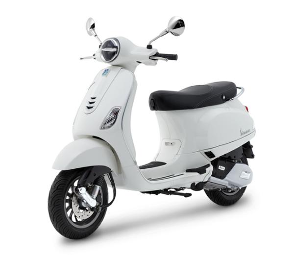 Vespa LX 125 2019-2020