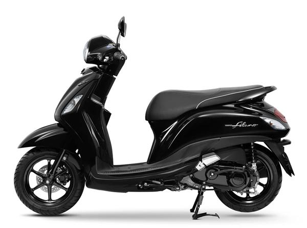 Filano Hybrid 2019 สีดำ