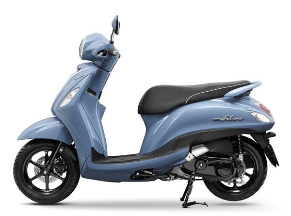 Filano Hybrid 2019 สีฟ้า