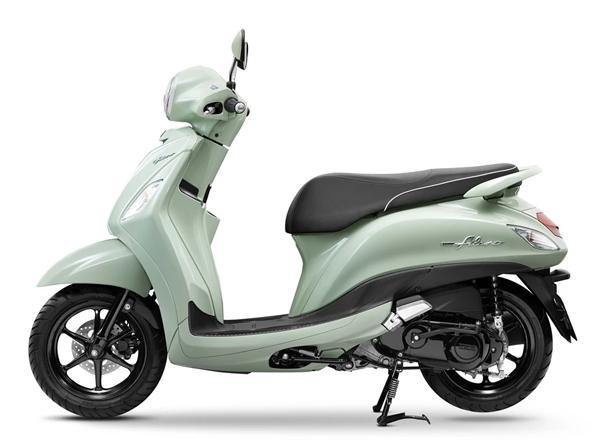 Filano Hybrid 2019 สีเขียว