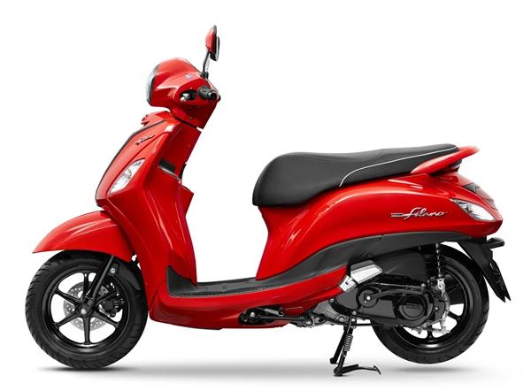 Filano Hybrid 2019 สีแดง