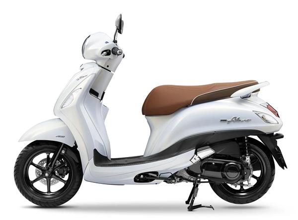 Filano Hybrid ABS 2019 สีขาว