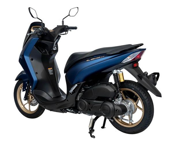 Yamaha Lexi 125 2019