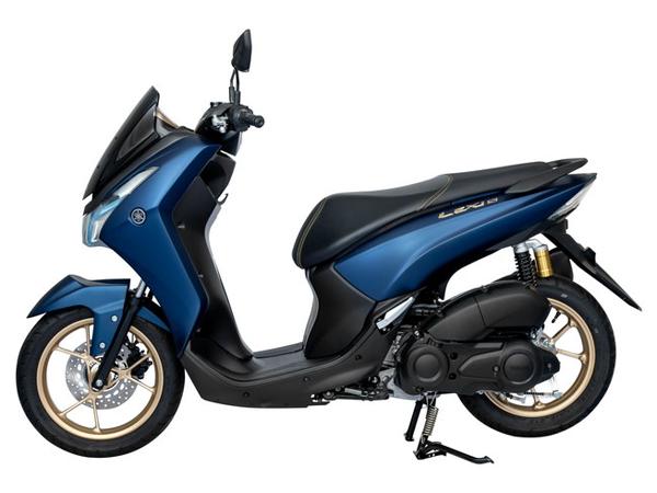 Yamaha LEXi สเปค