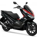 Honda PCX150 2020 สีดำ