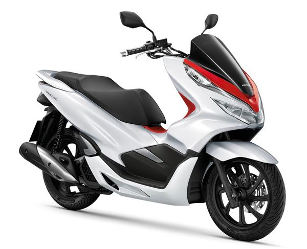 Honda PCX150 2020 สีขาว