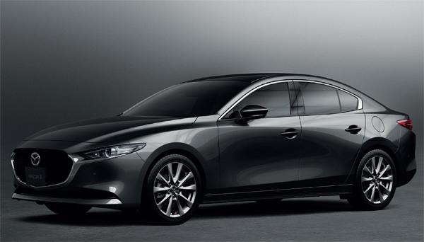 All New Mazda3 2020