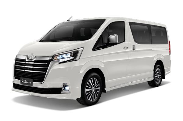 Toyota Majesty 2019-2020