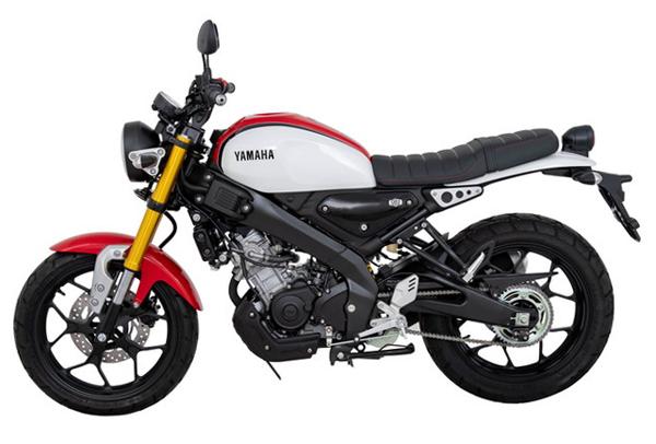 Yamaha XSR155 2020