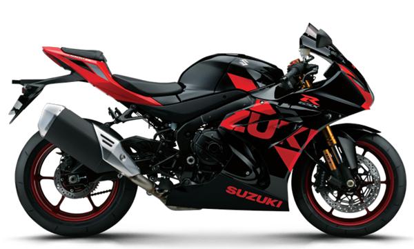 Suzuki GSX-R1000R 2020-2021 สีดำ