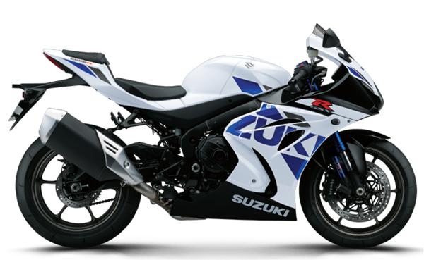 Suzuki GSX-R1000R 2020-2021 สีขาว