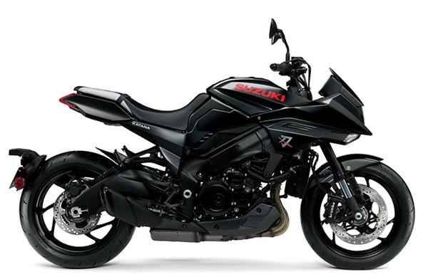 Suzuki Katana 2020 สีดำ
