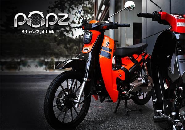 GPX POPz 125