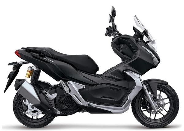 Honda ADV150 สีดำ