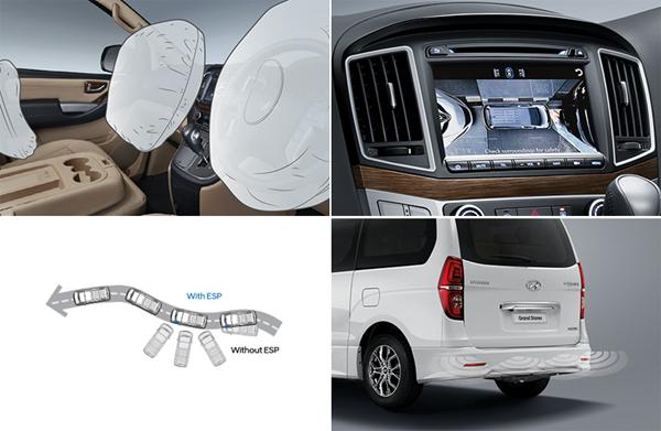 Hyundai Grand Starex 2020