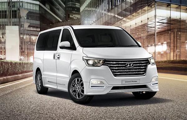 Grand Starex, Hyundai Starex, ราคา, ราคาผ่อน, โปรโมชั่น