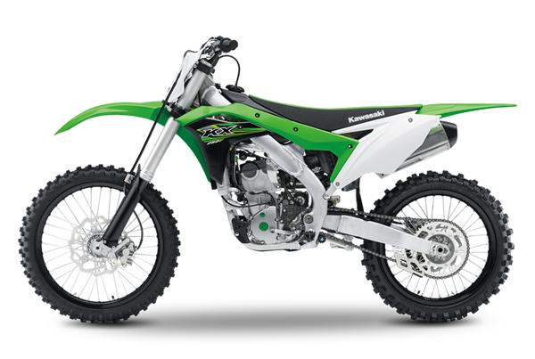 Kawasaki KX250 2017-2020