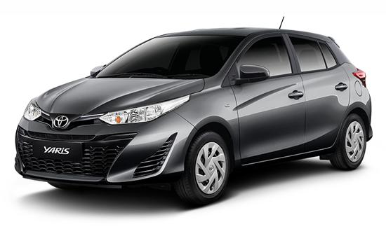 Toyota Yaris Entry 2020