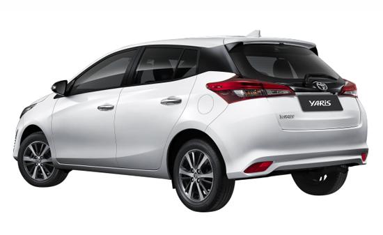 Toyota Yaris High 2020