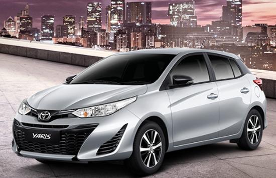Toyota Yaris Mid 2020