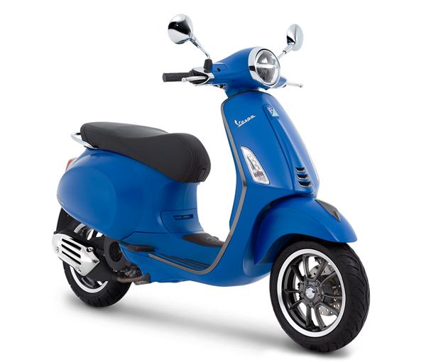 Primavera S 150 สีน้ำเงินด้าน