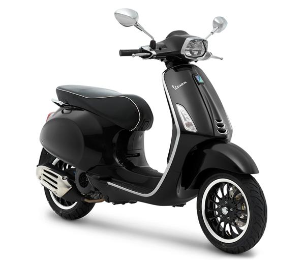 Sprint 125 2020 สีดำ