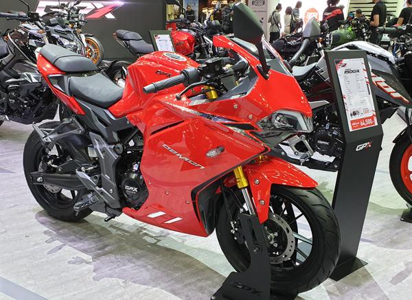 GPX Demon 150GR 2020