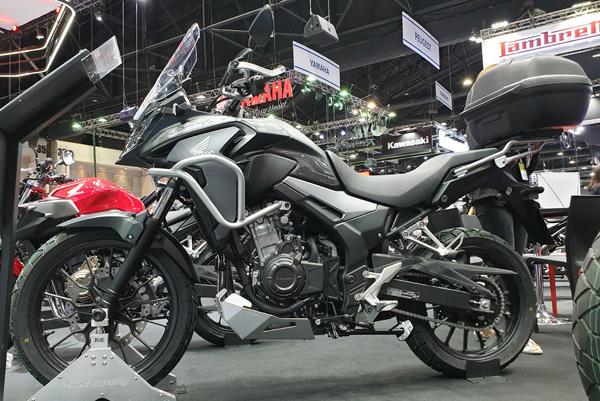 Honda CB500X H2C