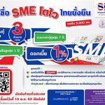 SME Loan, สินเชื่อ SME โตไว ไทยยั่งยืน, สินเชื่อ SME โตไว