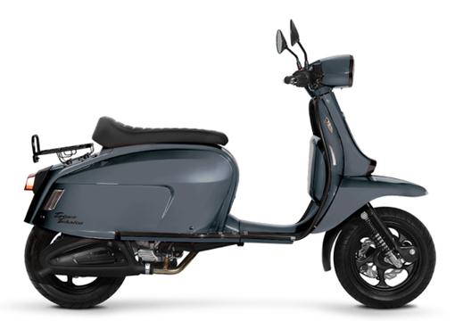 Scomadi TT125i 2019-2020 สีเทา