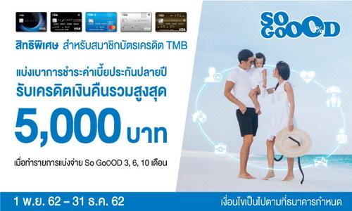 TMB Credit Card , TMB So Good
