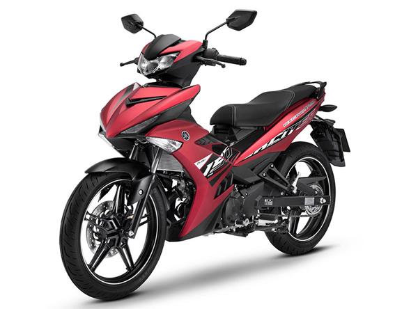 Yamaha Exciter 150 2020 สีแดง