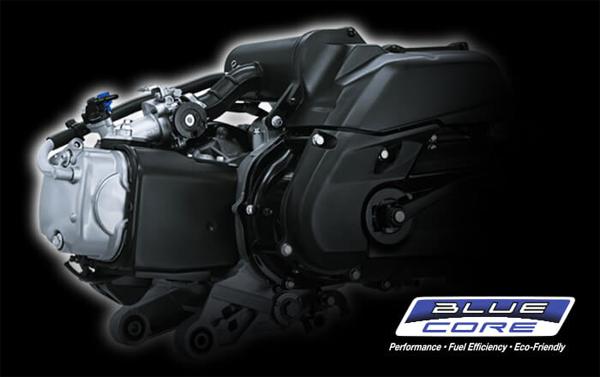 Yamaha GT125 2020