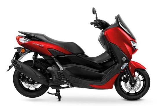 Yamaha NMAX 2020 สีแดง