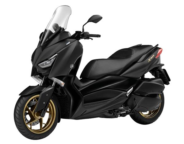 XMAX 300 2020 สีดำ