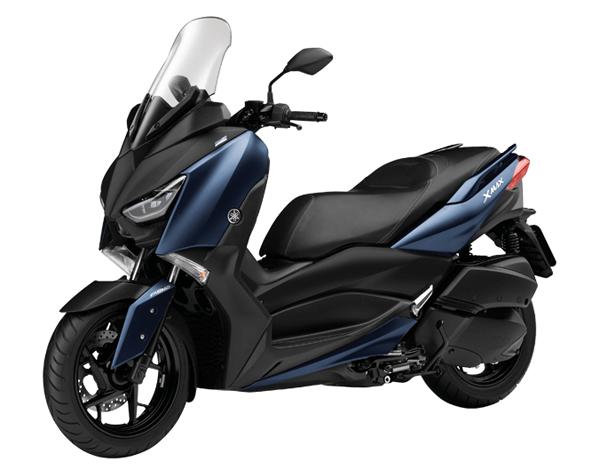 XMAX 300 2020 สีน้ำเงิน