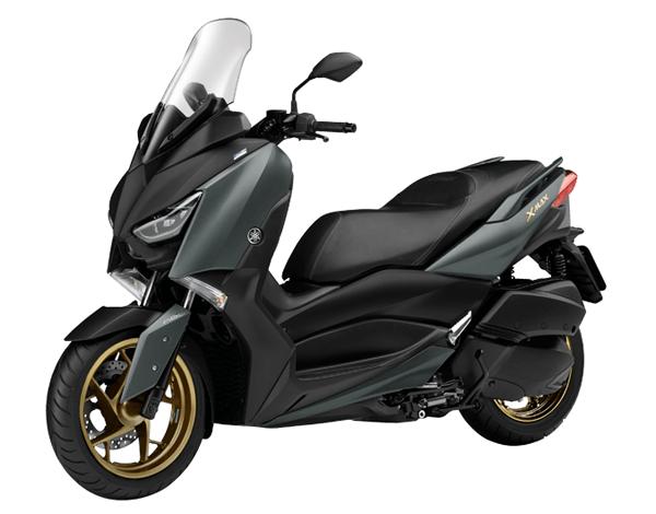 XMAX 300 2020 สีเทา