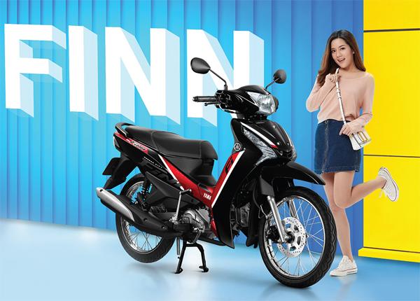2020 Yamaha FINN