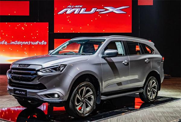 MU-X, 2021, ราคา, ตารางผ่อน, โปรโมชั่น