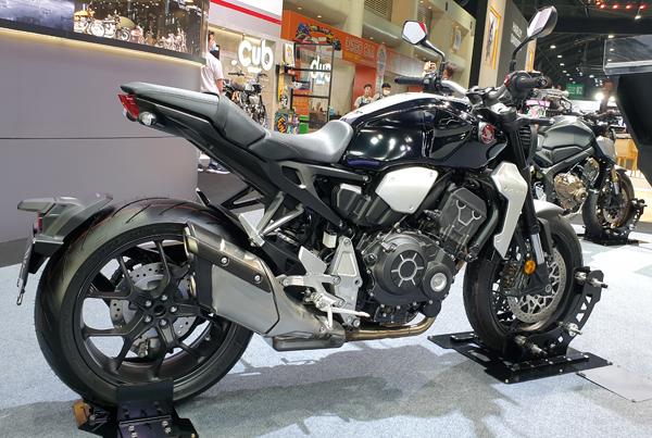 Honda CB1000R 2021