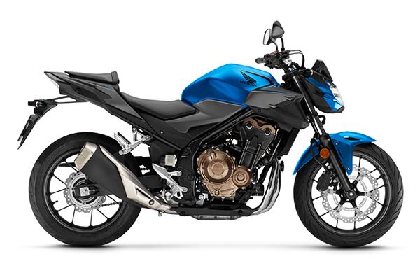 CB500F 2020 สีฟ้า